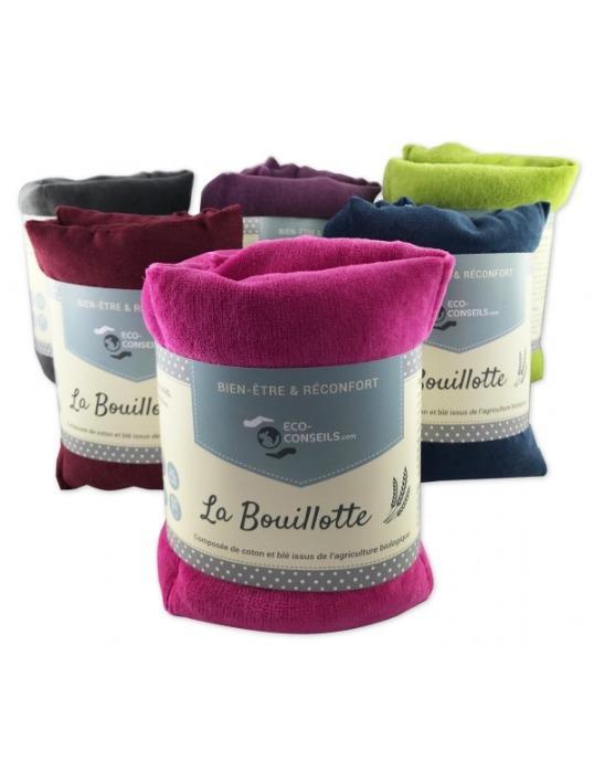 Bouillotte Micro-onde Tour de Cou