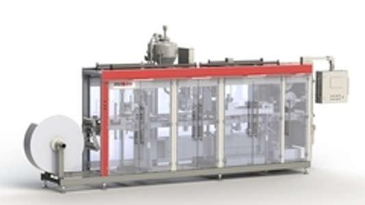 C100 - Form,- Füll- und Verschließmaschine