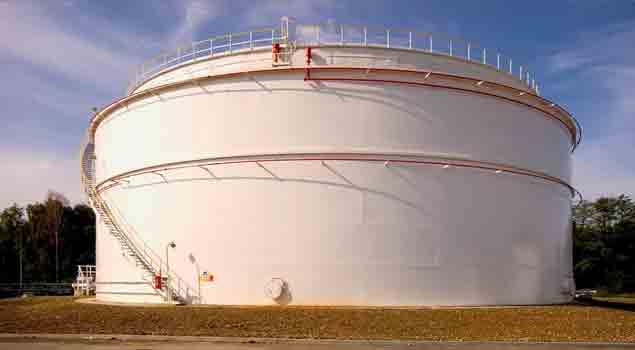 - Production of large-capacity steel tanks for storage of oil, oil products and other chem mediums