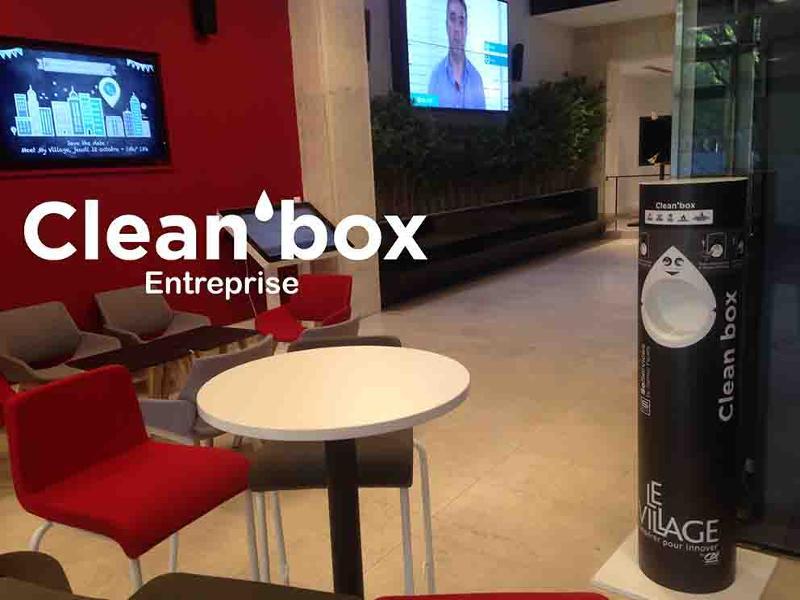 Clean'box Entreprise