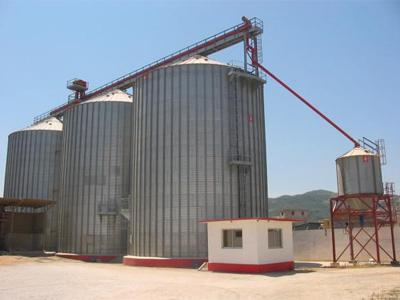 Silos agrícolas