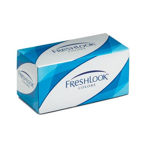 FRESHLOOK COLORS, COLORBLENDS, 1-DAY COLOR, DIMENSIONS, ILLUMINATE contact lenses by CIBA Vision.