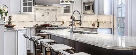 realizziamo top in marmo per cucine e bagni
