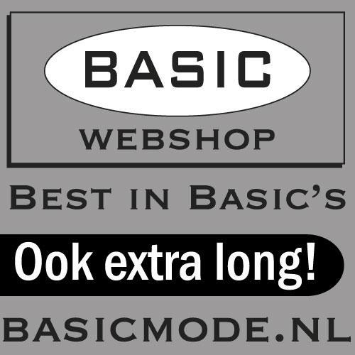 Basic Mode Webshop heeft een groot aanbod in extra lange T-shirts voor mannen. Zowel Alan Red , Beeren als Slater hebben extra long shirts in de collectie.Zowel in katoen als in stretch. Bestel online