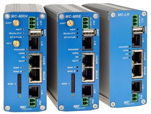MC Technologies 3G/4G Mobilfunk-Router