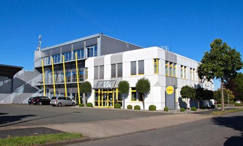 KORDA Firmenzentrale in Bad Salzuflen
