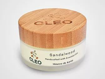 Crème santal wood onctueuse