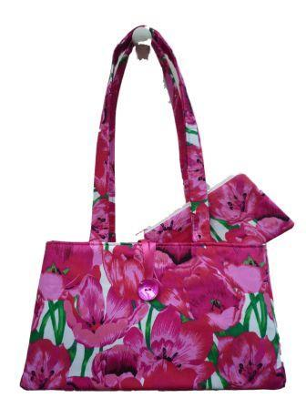 """Hergest Handmade Handbags """"Handbag Collection"""" is all about fun styles and colours."""