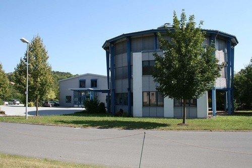 Firmengebäude EAS in Grünsfeld