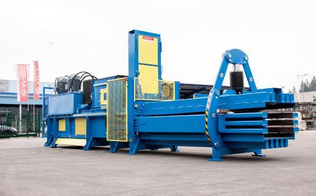 channel baling press ATS 110.75