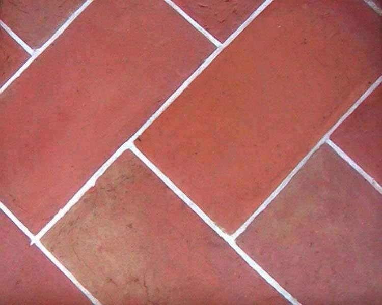 Handcrafted Terracotta Tiles