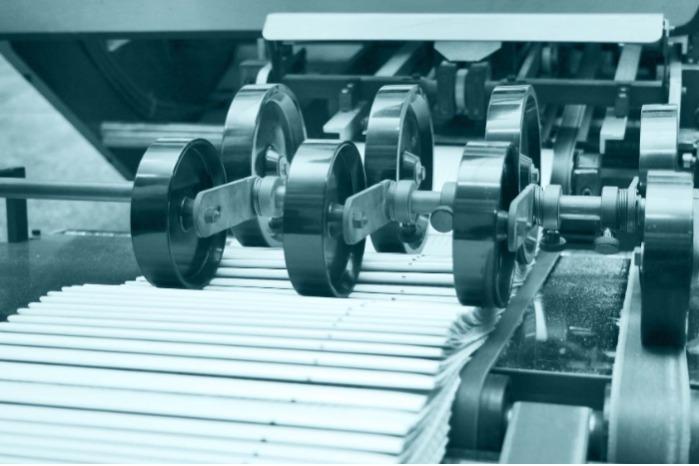 L'imprimerie, c'est plus qu'un métier...une passion