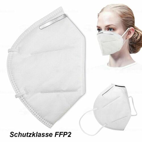 Sterile N95 FFP2 Atemschutzmaske