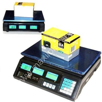balance poids prix à partir de 75€ pesage maxi 40kgs écart 5grs. Alimentation : batterie sèche ou secteur 220v