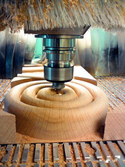 CNC-Massivhholzbearbeitung
