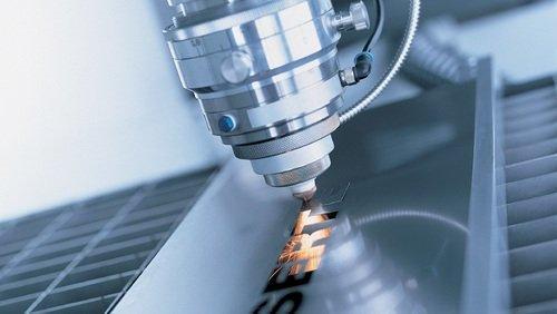 Laser-Feinschneiden