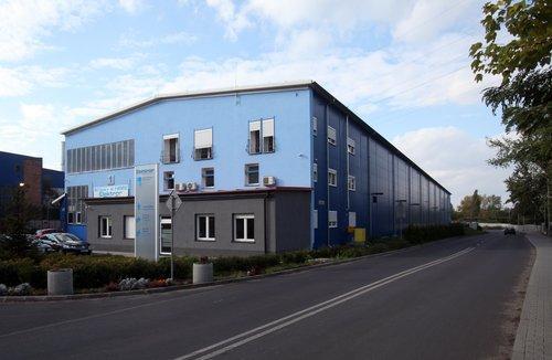 Produktionszentrum in Polen