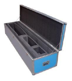 Emballage de rotation. En tri-Wall, la caisse navette sera durable de par les propriétés intrinsèques des hydrokrafts et facilement repérable grâce à son revêtement couleur.