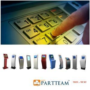 Quiosques Multimédia para Banca, Finanças & Seguros