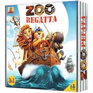 Child boardgame ZOOregatta