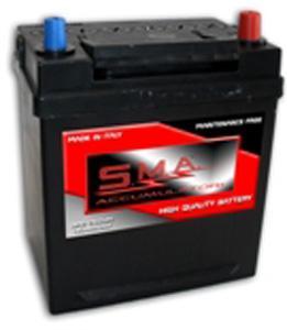 Batterie per autovetture asiatiche.