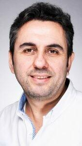 Firmeninhaber Fadil Sakiri