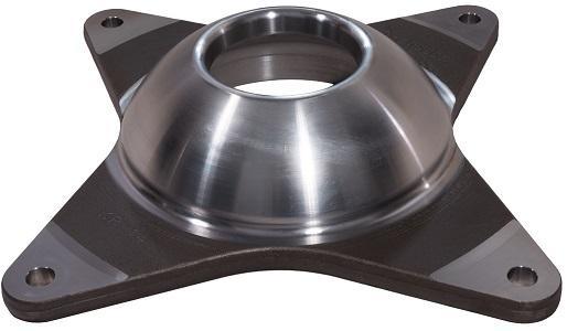 Upper center plate (pivot)