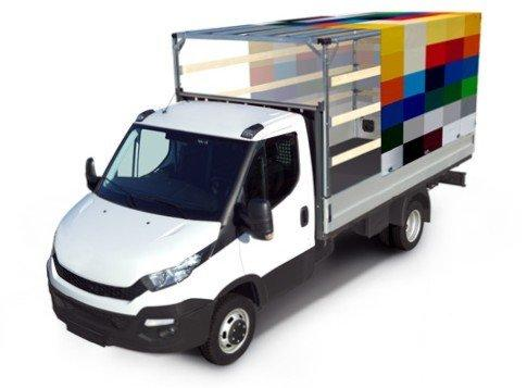 Planen für Kleintransporter