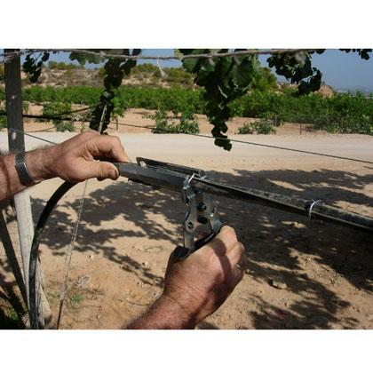 Viticultura: máquinas y equipos
