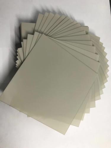 Aluminiumnitrid Substrate/Platten
