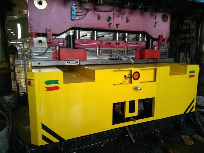Werkzeugwechselwagen 20 t