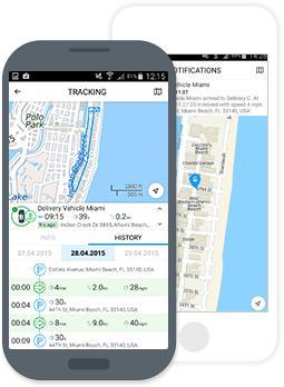 Mobile App - iOS und Android
