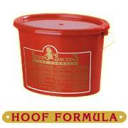 KEVIN BACON'S HOOF FORMULA est un complément nutritionnel de remise en condition du métabolisme général du cheval.