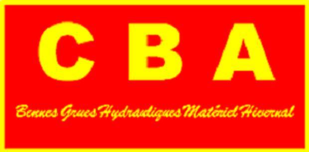 CBA 95 - Carrosserie Industrielle - bennes grues hydrauliques matériel hivernal voirie