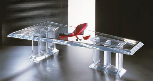 Tisch Acrylglas Plexiglas