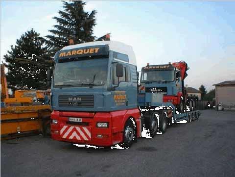 transport matériel industriel