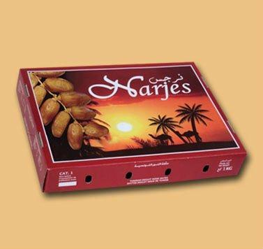 Tunisian Dates Deglet Nour