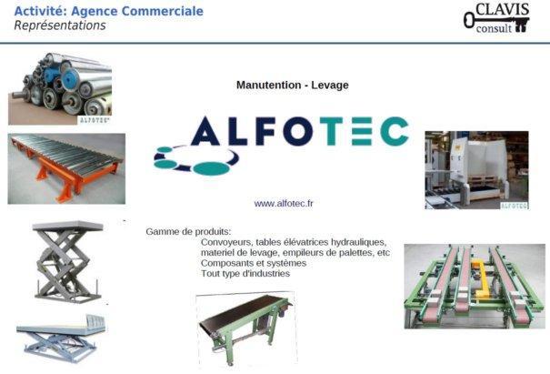 Systèmes de convoyage, convoyeurs à chaînes, rouleaux, bandes, tables élévatrices