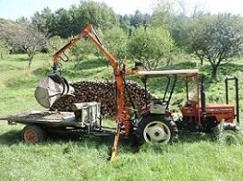 Forest Loaders P.A.S350