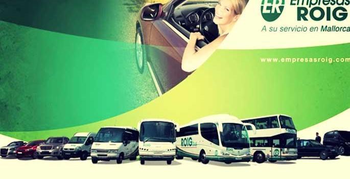 Alquiler de bus y coche