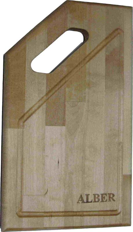 "?hopping board ""Corner Handle"" average (juice groove) 340?200?18 mm"