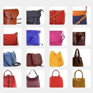 Up to 90% discounts on natural leather bags from Italy!