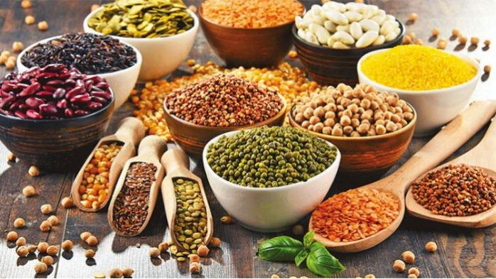 Pulse Grain, Dry Legumes & Pasta