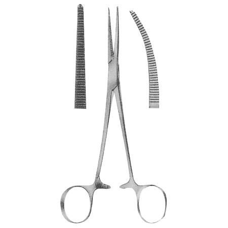 Excellent quality forceps made with high grade stainless steel according to international quality standards.