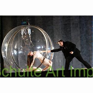 Acrylic spheres and hemispheres