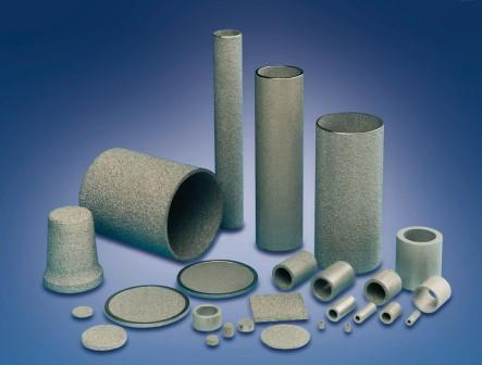 From this material we produce seamless and welded plates, tubes, discs, shaped parts, filter candles, fluidization units/elements etc. for applications such as filtration, bulk handling, silencing etc