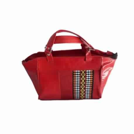 New poduct.Leather handbag and margoum lovely style ,many colors are available