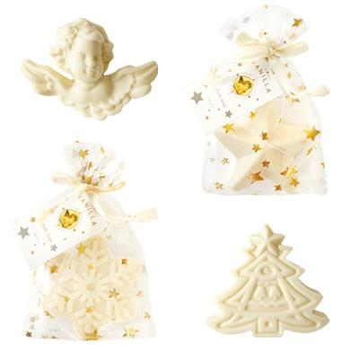 shape: angel, star, snowflake, christmas tree