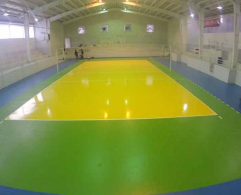 System pu omnisport indoor