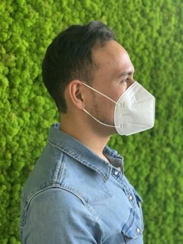 Atemschutzmasken KN95 (FFP2)
